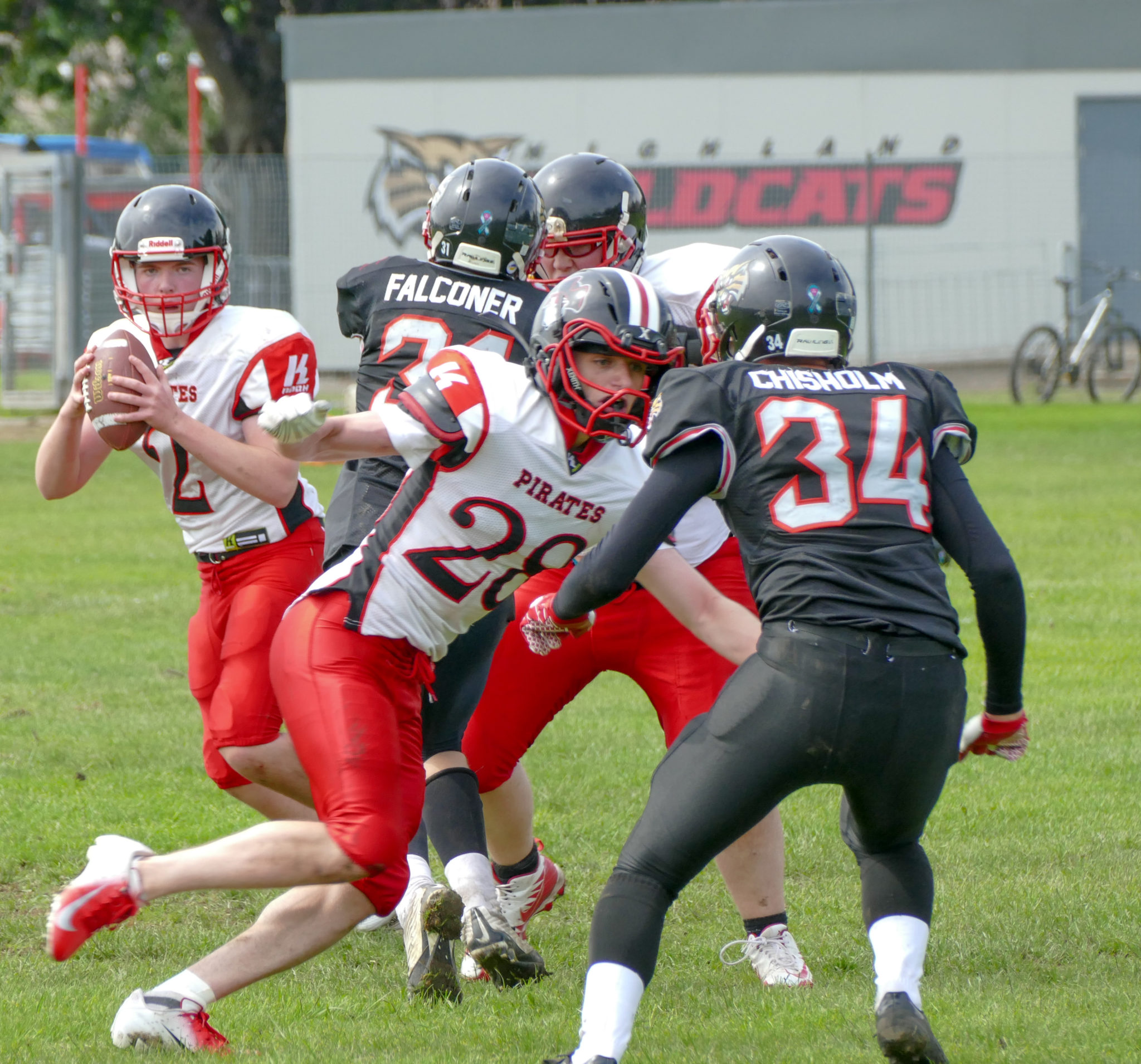 New restrictions on adult American football activity in Scotland from Friday 9 October