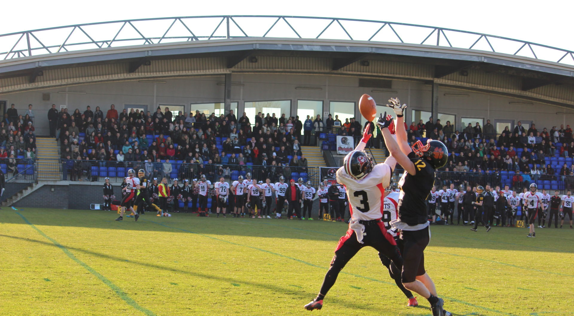 BAFA return to play moves to stage 4 on the 3rd October (England and Wales only)