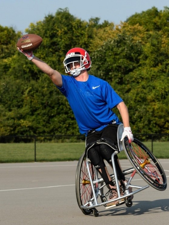 Wheelchair American football in Great Britain