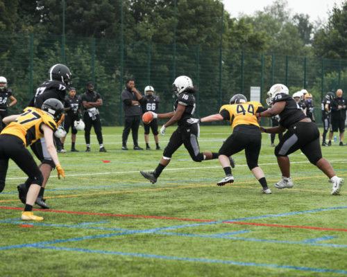 London Warriors Vs Hertfordshire Cheetahs